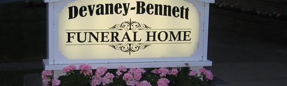 Contact Us | DeVaney-Bennett Funeral Home