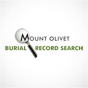 Mount Olivet Cemetery Burial Information