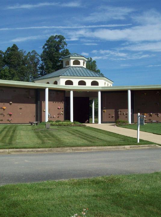 Mausoleum Entombment