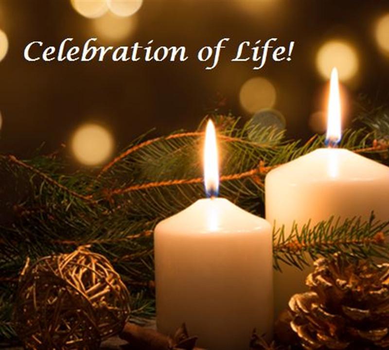 Celebration of Life!