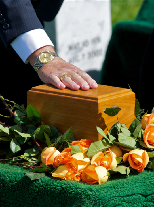 MEMORIAL SERVICE $3,195
