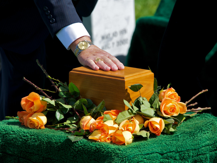 Direct Cremation with Memorial Service