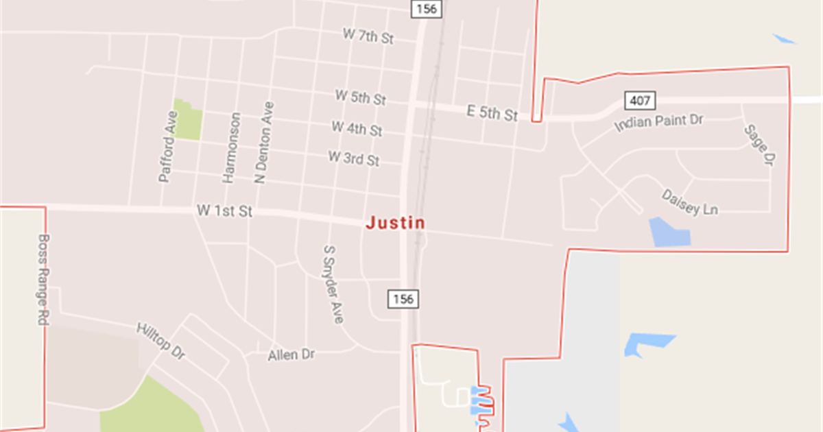 Map Of Justin Texas.Justin Services Lucas Funeral Homes And Cremation Services Hurst Tx