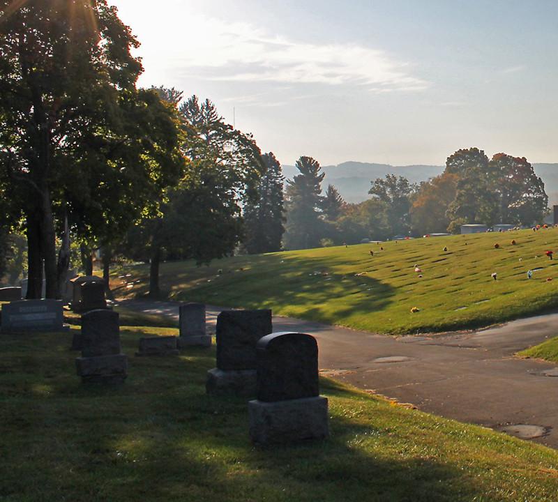 Cemeteries & Mausoleums