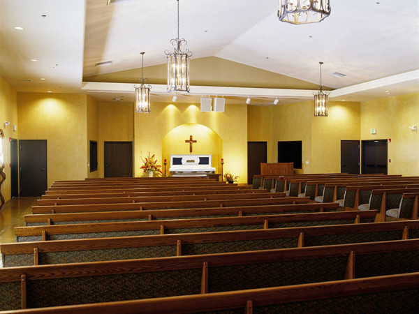 Traditional Chapel