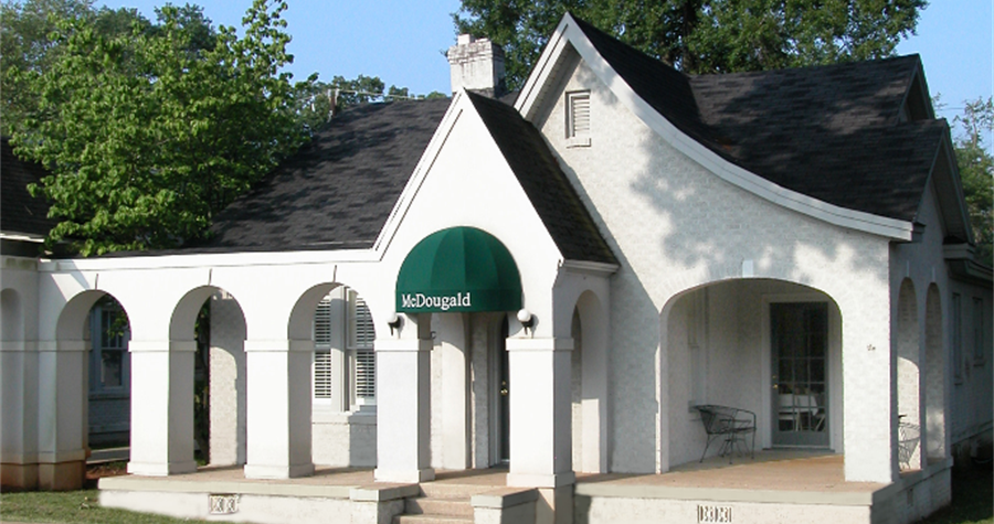 The McDougald Family Center