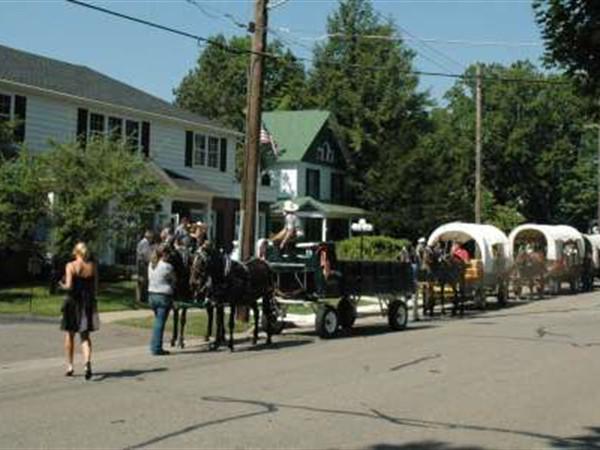 Dade's parade - Pray Funeral Home