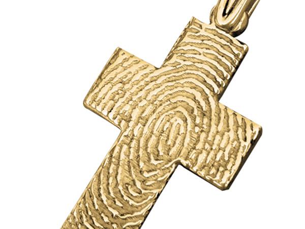 32-420 Gold Cross