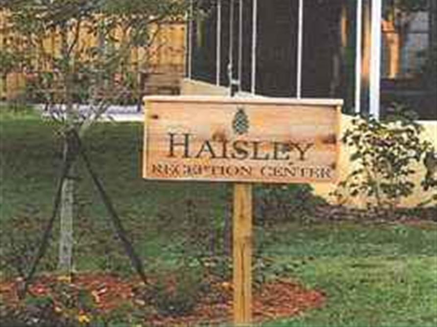 Haisley Reception Center