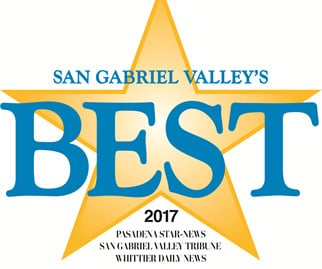 Reader's Choice Awards - San Gabriel Valley's Best 2017