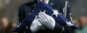 Veteran Burial at Sunset Hills