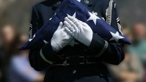 Veterans Graveside Service