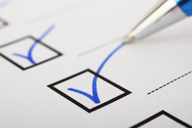 Preplanning Checklist