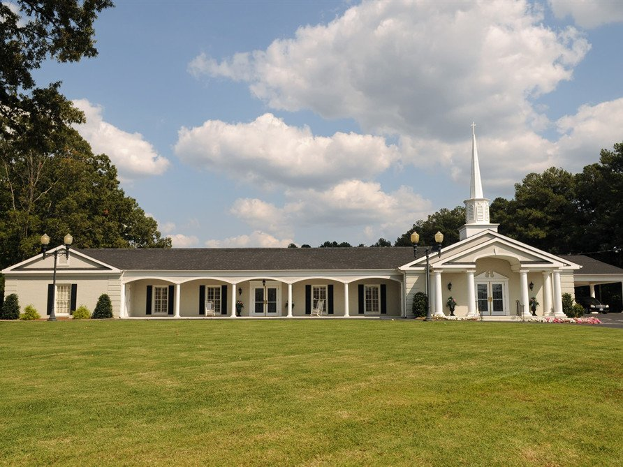 Tom Wages Funeral Home Lawrenceville Georgia