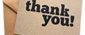 The Etiquette of Acknowledgements