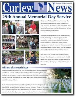 Summer 2014 Newsletter Download
