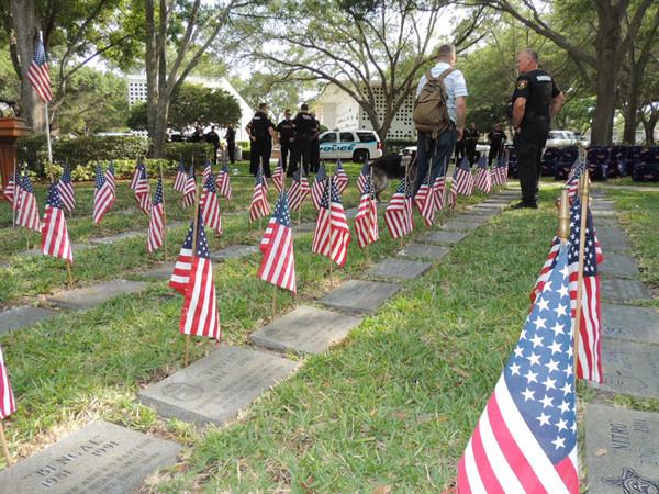 K-9 Memorial Service