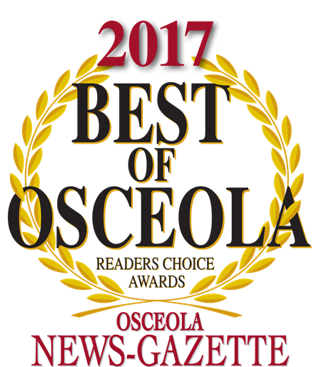 2017 Best Of Osceola Logo