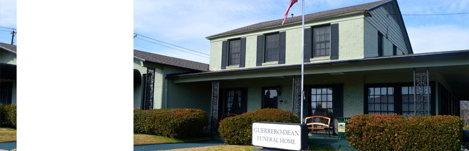 Contact Us | Guerrero - Dean Funeral Home