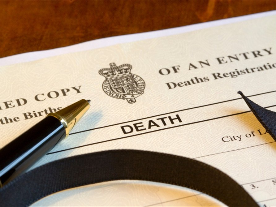 Death Certificates
