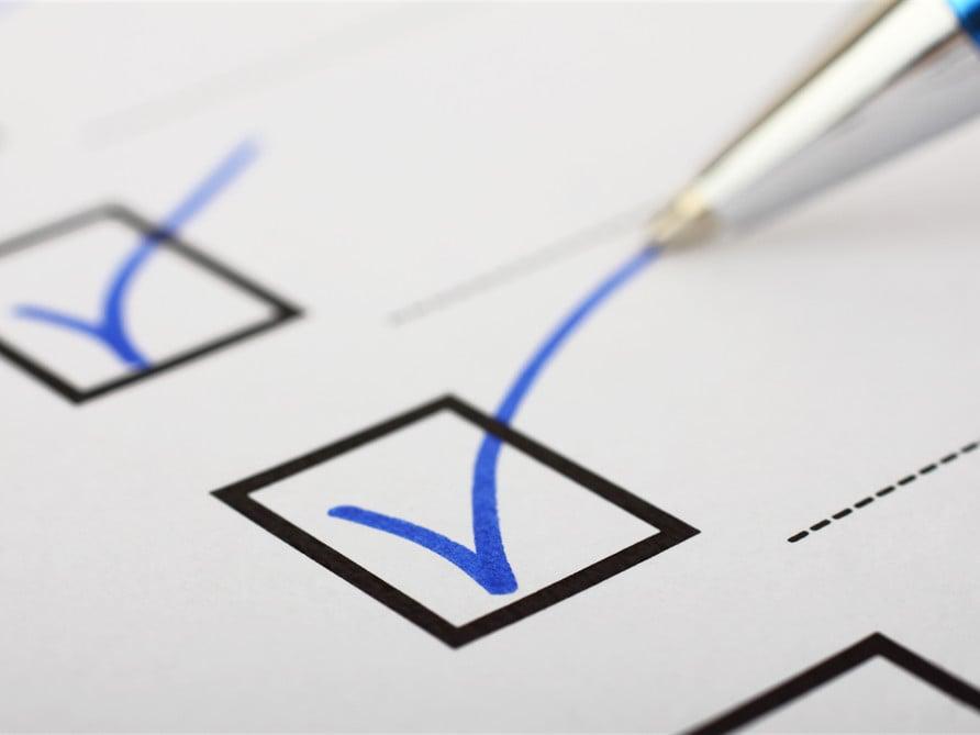 Post Funeral Checklist