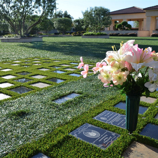 Cemetery Burials $725