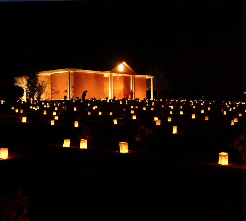 33rd Annual Light A Candle of Love