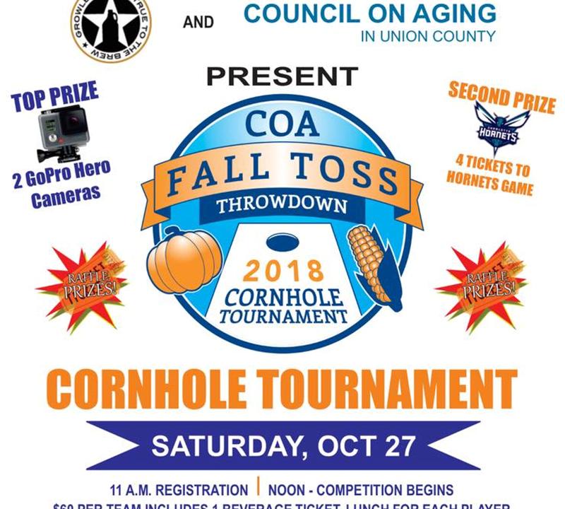 Council on Aging Cornhole Fundraiser