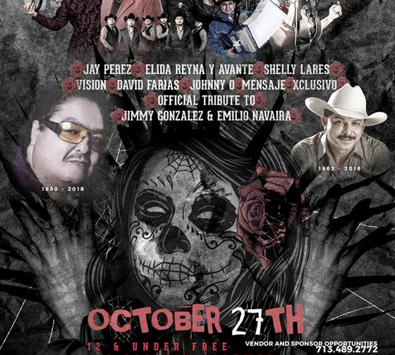 Puro Tejano Fest Halloween Edition