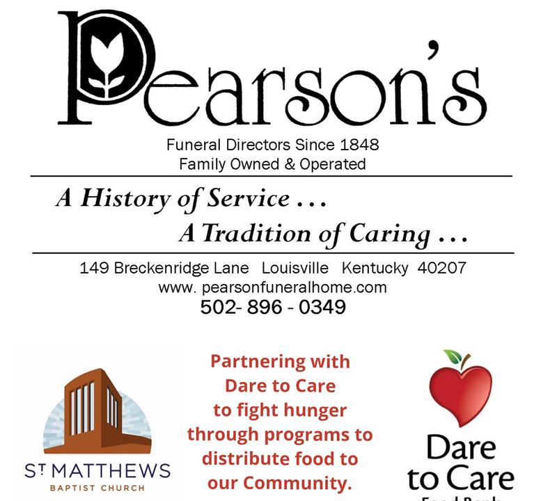 Pearson's & St. Matthews Baptist Church