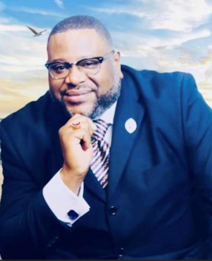 Bishop Reginald Kellam