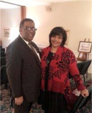 Marcus & Vera Hudson
