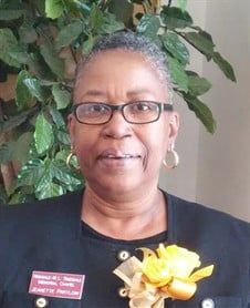 Ms. Jeanette Partlow