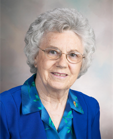 In Loving Memory: Helen Morris