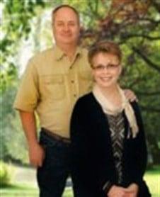Kathy and Danny Bennett