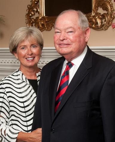 Stephen and Nancy Posey
