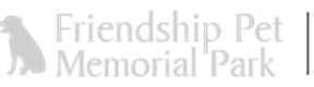 Friendship Pet Memorial Park Logo