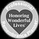 Honoring Wonderful Lives Logo