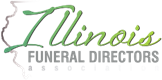 Illinois Funeral Director Logo