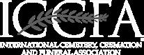 ICCFA White Logo