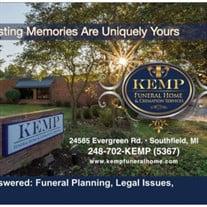 Kemp Pre Arrangements Seminar