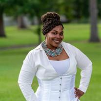 Ms. Rhona Nicole Sanders