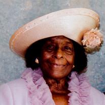 Annie Mae White Thomas