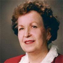 Faye Walton Barrett