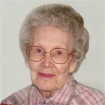 Frances Yeardley Henderson