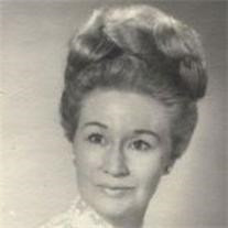 Mary Firmage Woodward