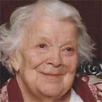 Bonnie Farrimond Wright