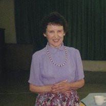 Eleanor Jean Hobson