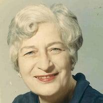 "Mildred  Marie ""Billie"" Gunderman"