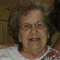 Mrs. Gladys Lillian (Soucier) Revette